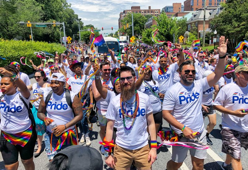 BGE and Exelon Pride Parade 2019