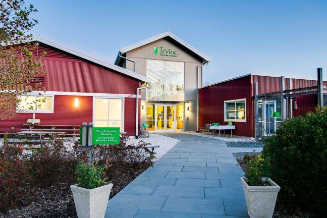 Irvine Nature Center
