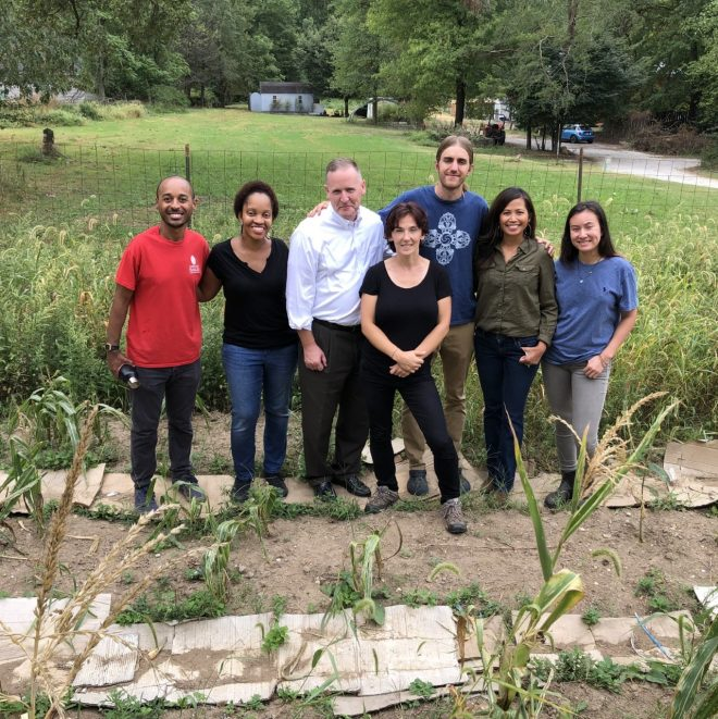 Community Ecology Center team