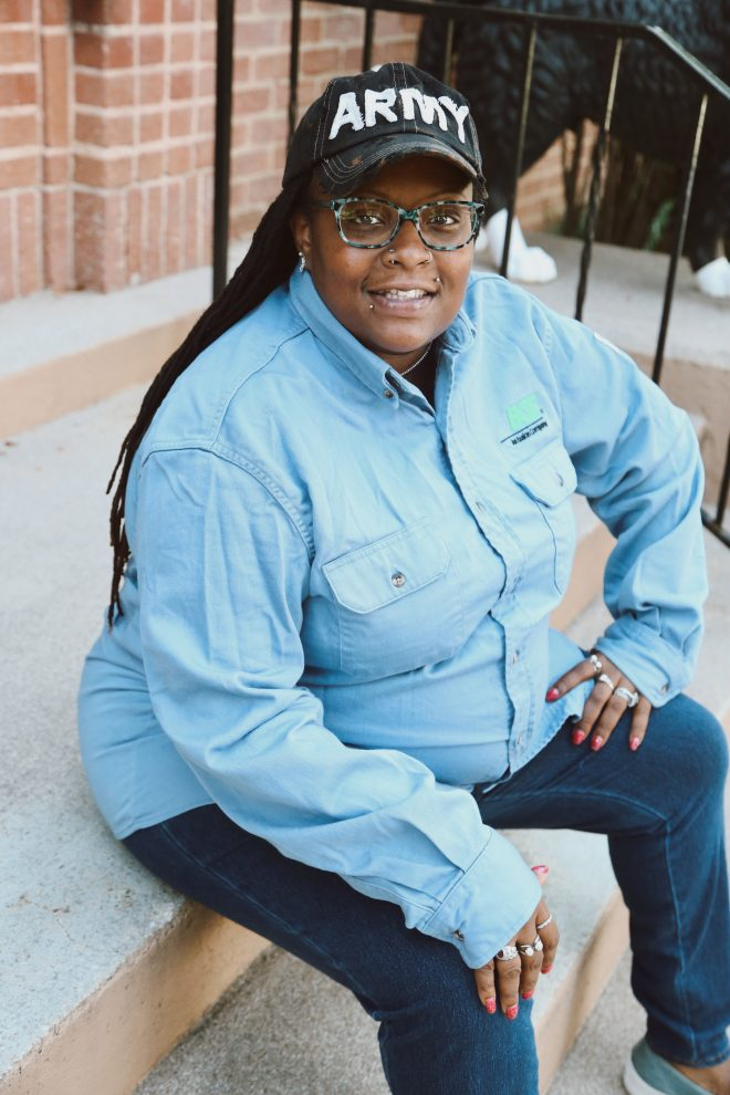 Shameka Wilson, BGE's first woman gas controller