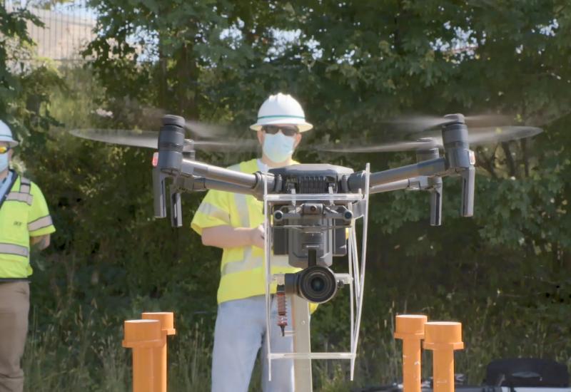 BGE drone pilots
