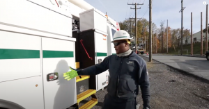 After interning with BGE in 2017 and 2018, Alford joined the company as a Utility Trainee