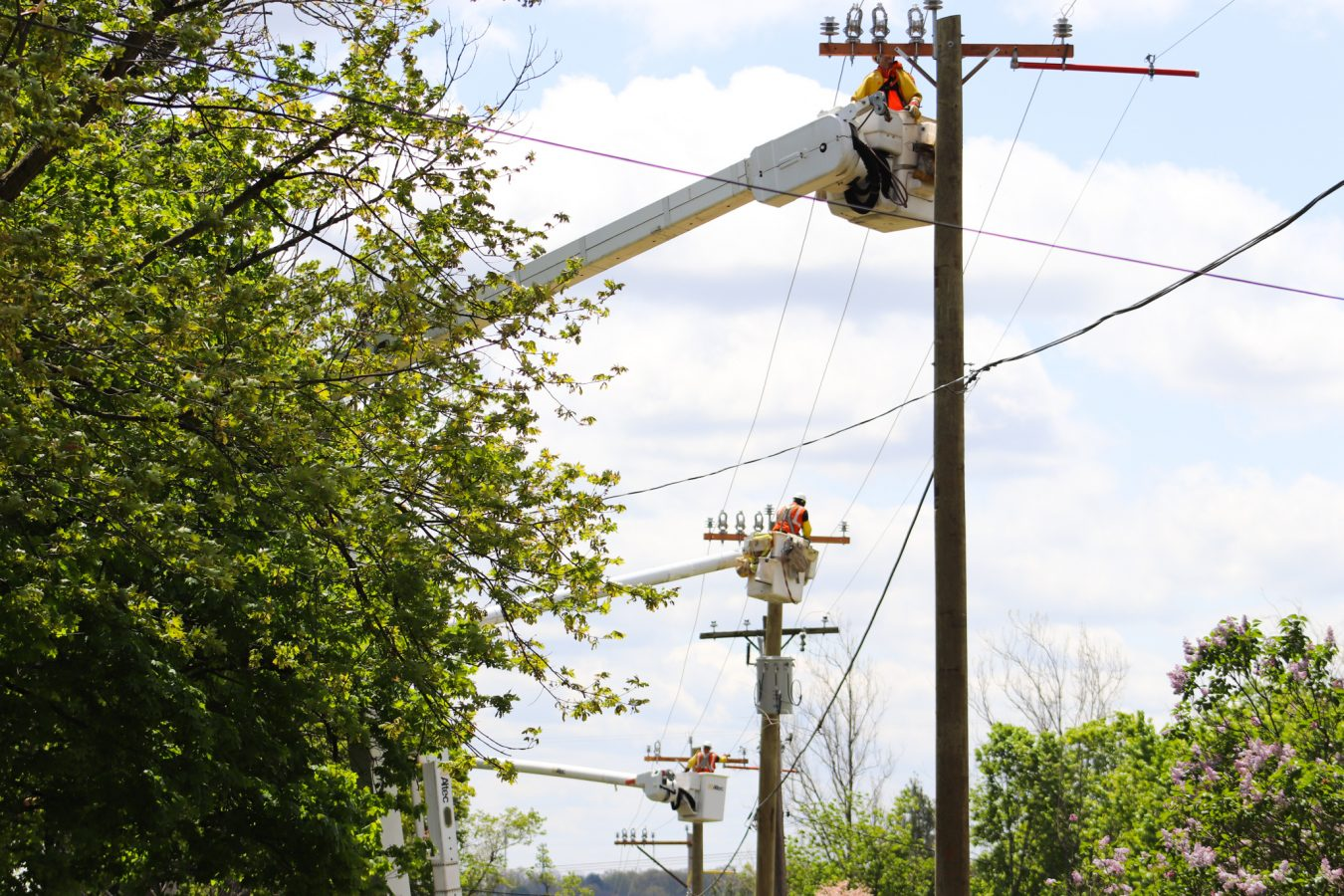 PECO is committed to continuing to provide the safe and reliable service that customers need