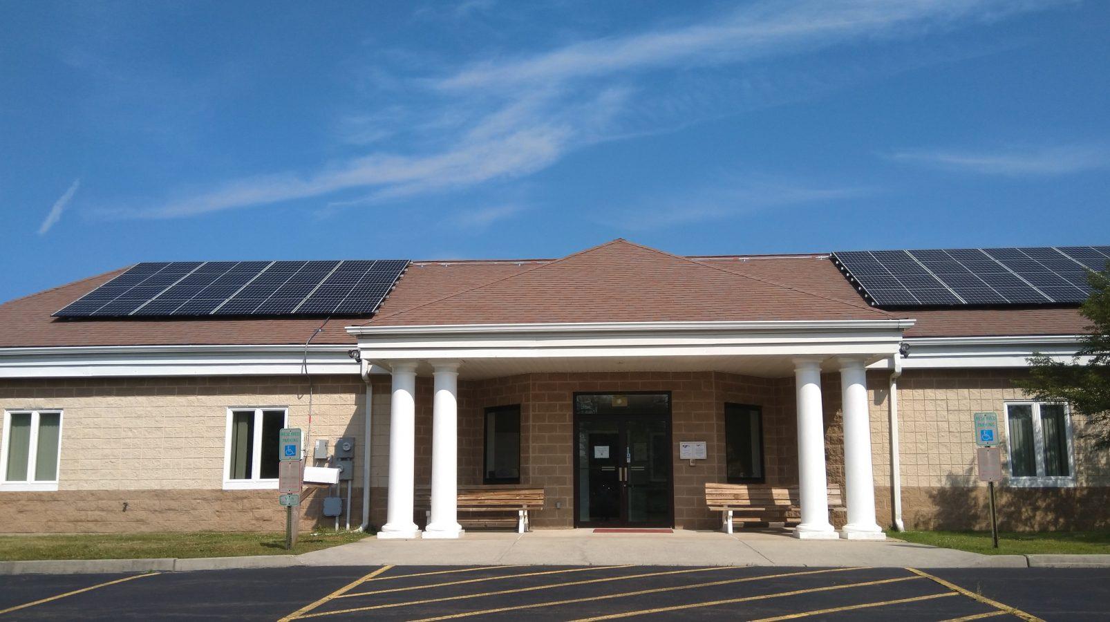 PECO Solar Panel Customer Spotlight