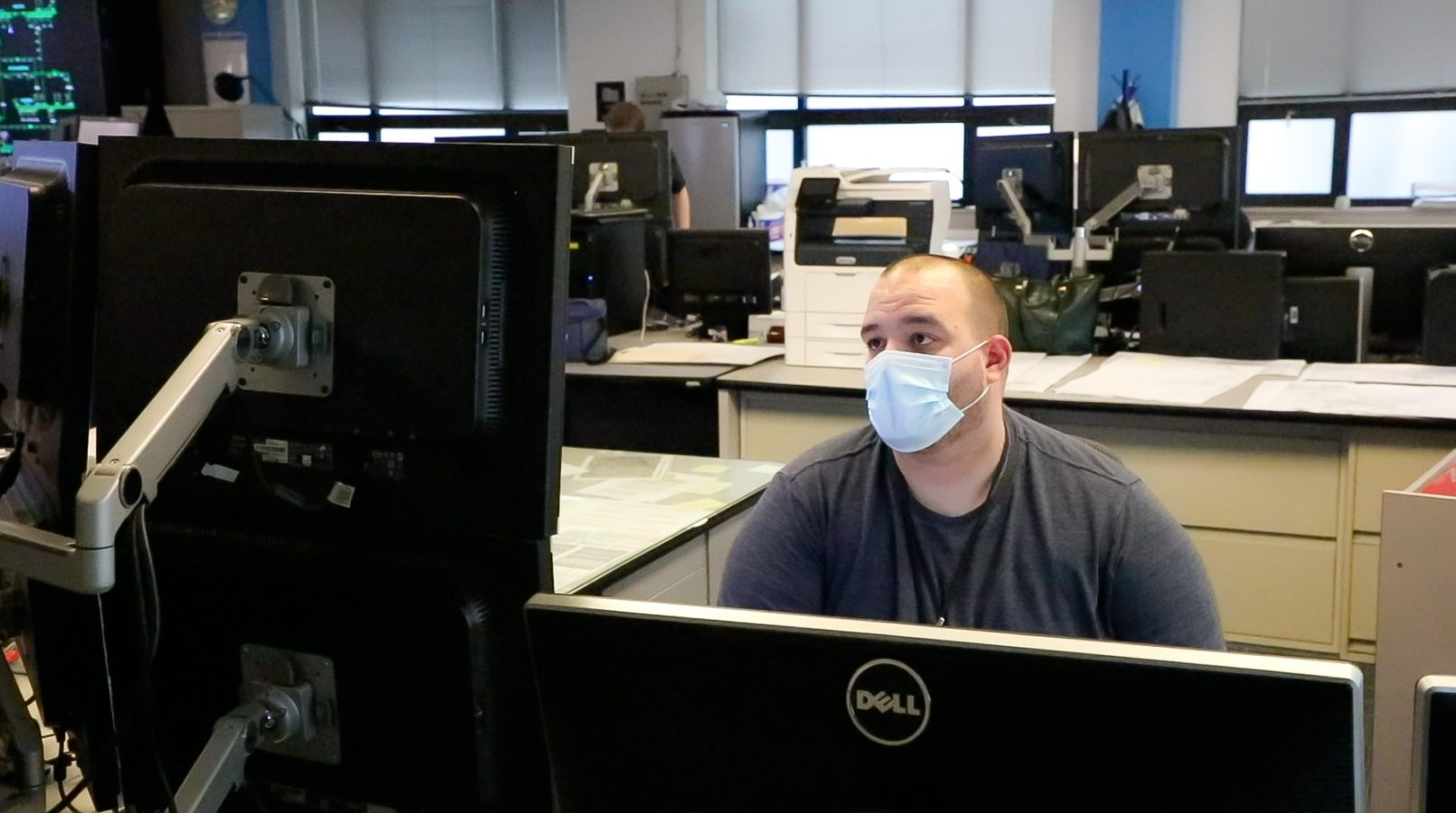PECO's Operations Control Center (OCC) employees work around the clock to ensure our customers have the safe and reliable service