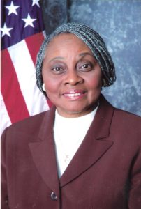 Maywood Mayor Edweena Perkins looks forward to ComEd installing new smart-ready LED streetlights in her town.