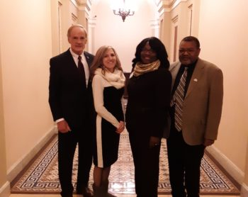 Delmarva Employees Visit Washington to Protect Energy Assistance Funding