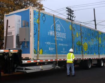Energize Warehouse Truck
